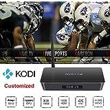 AVATTO X92 Android 6.0 Smart TV Box - Amlogic S912 OCTA Core CPU 5G Dual Band Wifi - 4K H.265 Exclusive Kodi Fully...