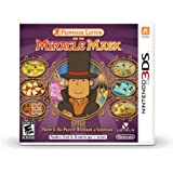 Nintendo Professor Layton and the Miracle Mask 3DS
