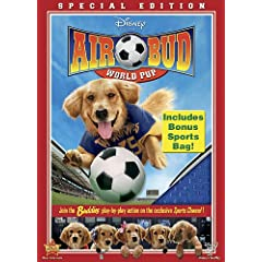 Air Bud: World Pup Special Edition DVD