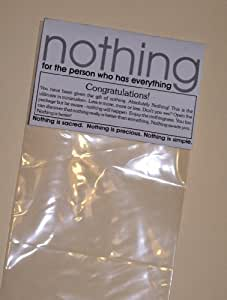 Nothing - The Gift of Nothing 1.0