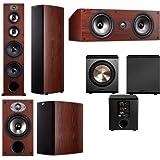Polk Audio TSX550T 5.1 Home Theater System (Cherry)