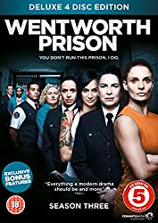 Wentworth Prison - Season 3 [DVD]
