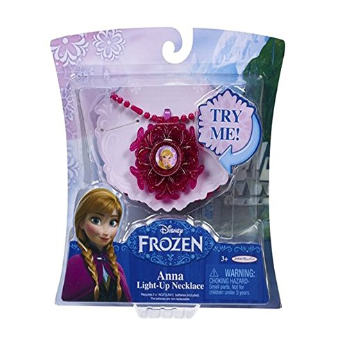 Frozen Anna Light-Up Necklace - 1