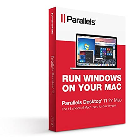 Parallels Software Desktop 11 for Mac