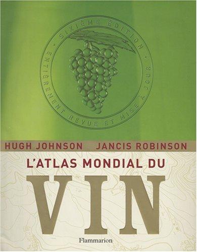 L'Atlas mondial du vin