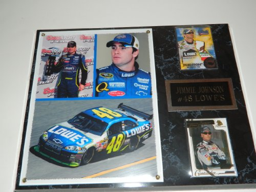 Jimmie Johnson #48 Lowe