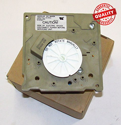 628358 ICEMAKER CONTROL MODULE & MOTOR - FOR WHIRLPOOL KITCHENAID ROPER ESTATE (Whirlpool Ice Maker Motor compare prices)