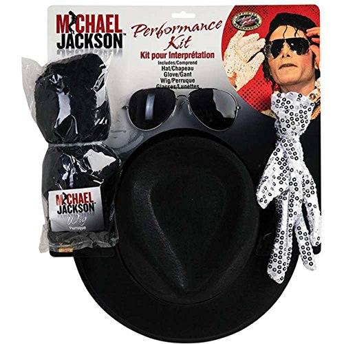 Michael Jackson Performance Costume Kit