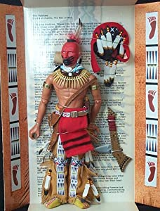 Pawnee Indian 12 Inch Action Figure