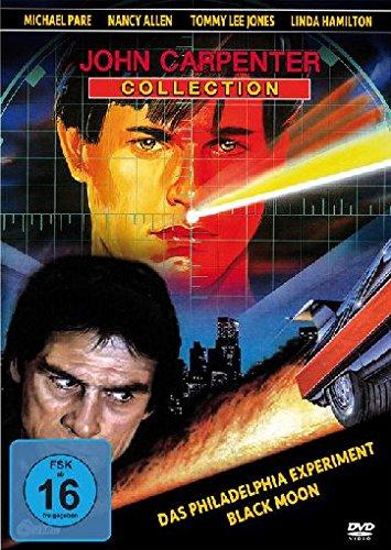 John Carpenter Collection (Das Philadelphia Experiment - Black Moon) [2 DVDs]