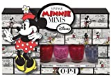 OPI Vintage Minnie Mini's Collection, 4 Mini Polishes
