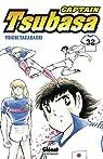 Captain Tsubasa, tome 32 par Takahashi