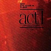 act I 【通常盤】 [DVD]