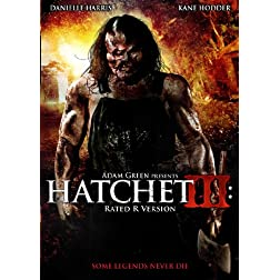 Hatchet III: Rated Version