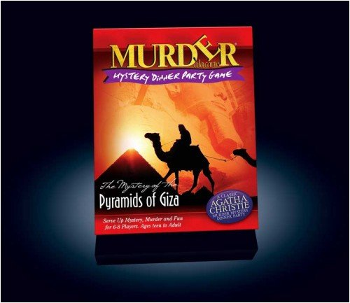 Paul Lamond Murder Mystery Boxed Games