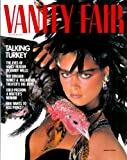 Vanity Fair Magazine - November 1984: Brooke Shields Cover, Prince, Nancy Reagan, Diane Sawyer & More!