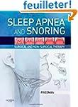 Sleep Apnea and Snoring: Surgical and...