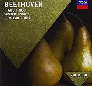 """Beethoven: Piano Trios - """"Archduke"""" & """"Ghost"""""""