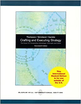 apple case study crafting and executing strategy Study crafting & executing strategy: the quest for competitive advantage: concepts and cases discussion and chapter questions and find crafting & executing strategy: the quest for competitive advantage: concepts and cases study guide questions and answers.