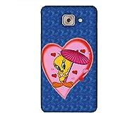 PrintVisa Designer Back Case Cover For Samsung Galaxy On Max (Cuty Love Romance Boy Girl )
