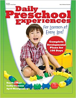 preschool learning experiences daily preschool experiences for learners at every level 842