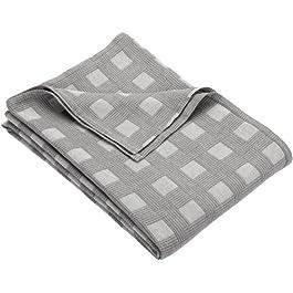 Hagemann Malmo - Manta 200 x 50cm, color gris