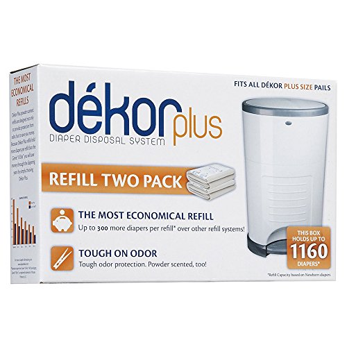 Dekor Plus Refill Two Count (Money Vending Machine compare prices)