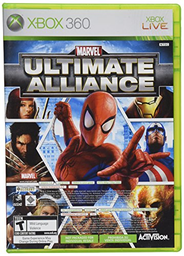 Forza 2 Motorsport & Marvel Ultimate Alliance 2-in-1 Edition (Marvel Games For Xbox 360 compare prices)