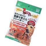 アイリスオーヤマ 室内小型犬用の健康を考えたジャーキー 間接の健康に配慮(グルコサミン配合) KSN-GL140