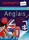Harrap's Cahier de vacances anglais adultes...