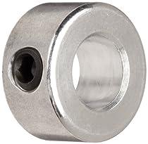 Ruland SC-8-A Set Screw Shaft Collar, Aluminum, .500