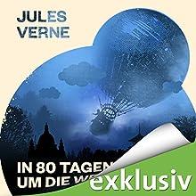 In 80 Tagen um die Welt Hörbuch von Jules Verne Gesprochen von: Reinhard Kuhnert
