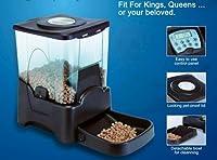 ◆出張・旅行・急用などの留守中の餌やりに!自動給餌機 ペットフィーダー◇COM-KPF100◆