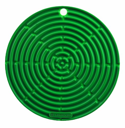 Le Creuset Silicone 8-Inch Round Cool Tool (Fennel)