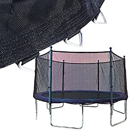 15\' Net + Mat Combo (Fits Bravo / Airzone Brand Trampolines)