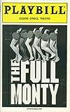 Playbill-Eugene-O'Neill-Theatre-The-Full-Monty-November-2000-Vaolume-00-Numberr-11