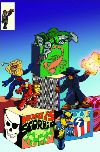 Super Hero Squad: Super Stars Digest (Super Hero Squad Graphic Novel)