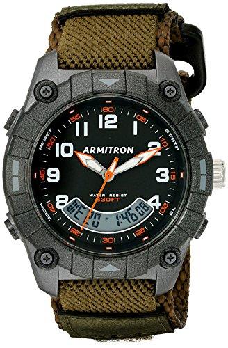armitron-sport-reloj-resina-de-cuarzo-y-fitness-de-nailon-para-hombre-color-verde-modelo-20-5130ogn