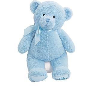 Gund Baby My First Teddy-Large-Blue from Gund