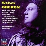 Weber: Oberon (Berlin 1937) ~ Weber