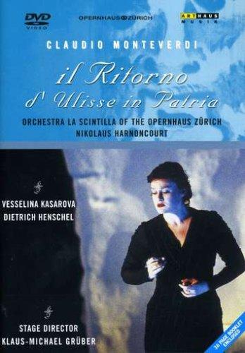 Monteverdi - Il Ritorno d'Ulisse in patria 51SbsHmF9iL