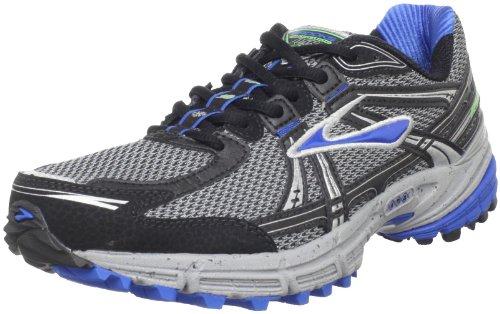 Brooks Men's Adrenaline Asr 8 M Grey/Black/Blue Trainer 1101011D460 11 UK, 12 US