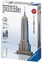 Ravensburger - 12553 - Puzzle 3D Building - 216 Pièces - Empire State Building