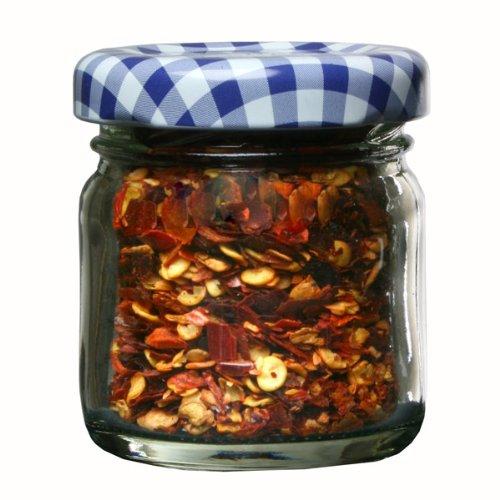 Kilner Round Twist Top Jar 43ml | Kilner Preserve Jar, Storage Jar, Sauce Jar, Condiment Jar, Jam Jar, Pickle Jar