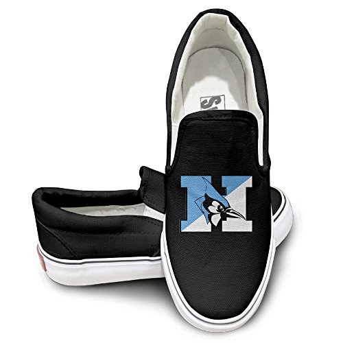 WG Custom Cool Sport Shoes JHU Johns Hopkins University Blue Jays Sporting Black