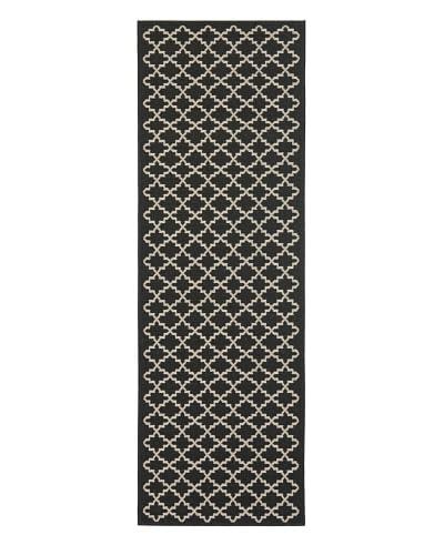Indoor/Outdoor Patterned Rug