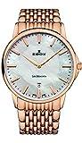 Edox-Mens-56001-37RM-NAIR-Les-Bemonts-Analog-Display-Swiss-Quartz-Rose-Gold-Watch
