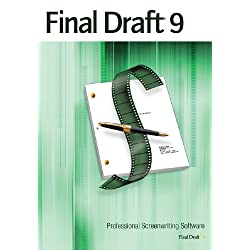 by Final Draft, Inc.  Platform: Windows 7 /  8  Buy new:  $299.99  $199.99