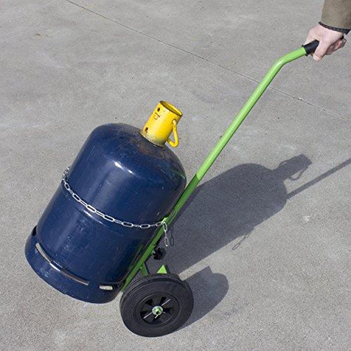 Chariot de transport pour bouteille de gaz 13kg - Bouteille de gaz malice ...