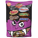 MARS Chocolate Favorites Halloween Candy Bars Variety Mix 96.2-Ounce 250-Piece Bag